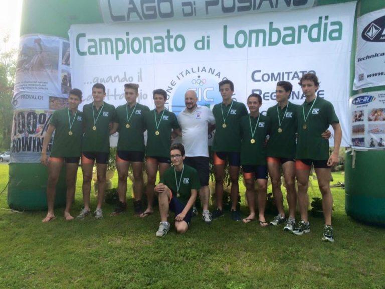 Pusiano – Campionato Regionale 2015