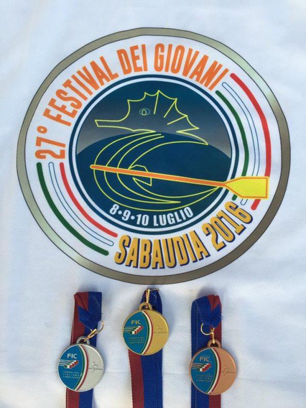 Sabaudia – Festiva dei Giovani 2016