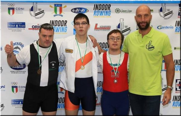 Casalmaggiore – Campionato Regionale Indoor Rowing