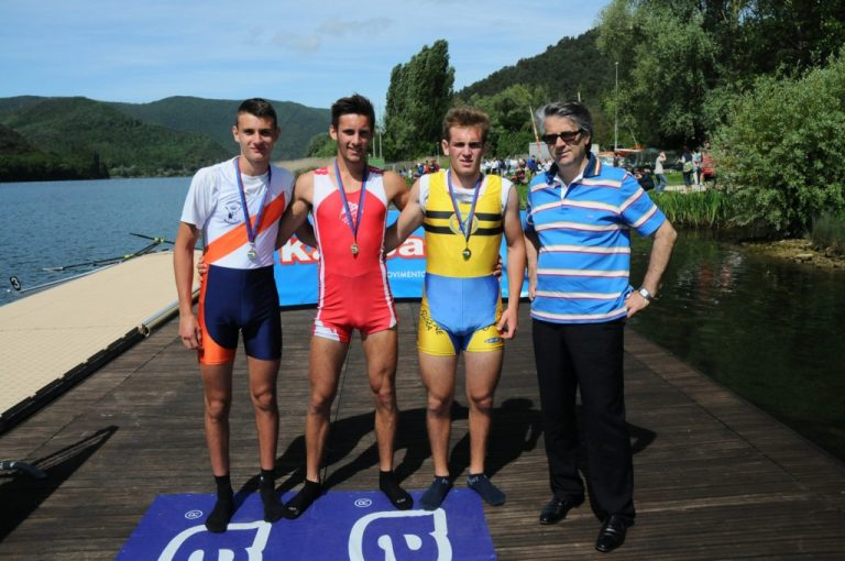 Piediluco – Luoni medaglia d'argento al 2° Meeting Nazionale