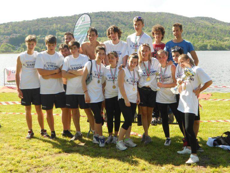 Corgeno – Remare a Scuola Fase Regionale