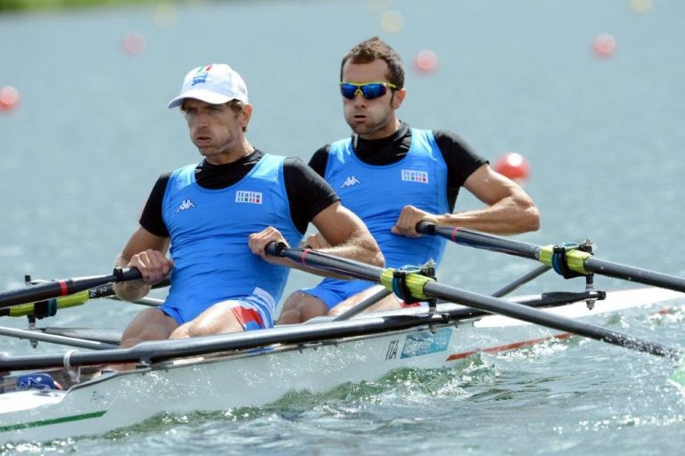 Olimpiadi di Londra – Pietro Ruta 7° in Doppio Pesi Leggeri