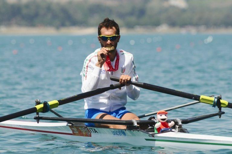 Pietro Ruta vince i Giochi del Mediterraneo di Merin