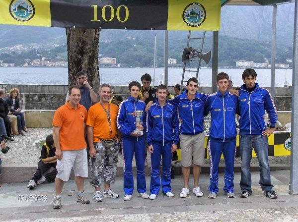 Bellagio – Coastal Rowing 1 Giugno 2008