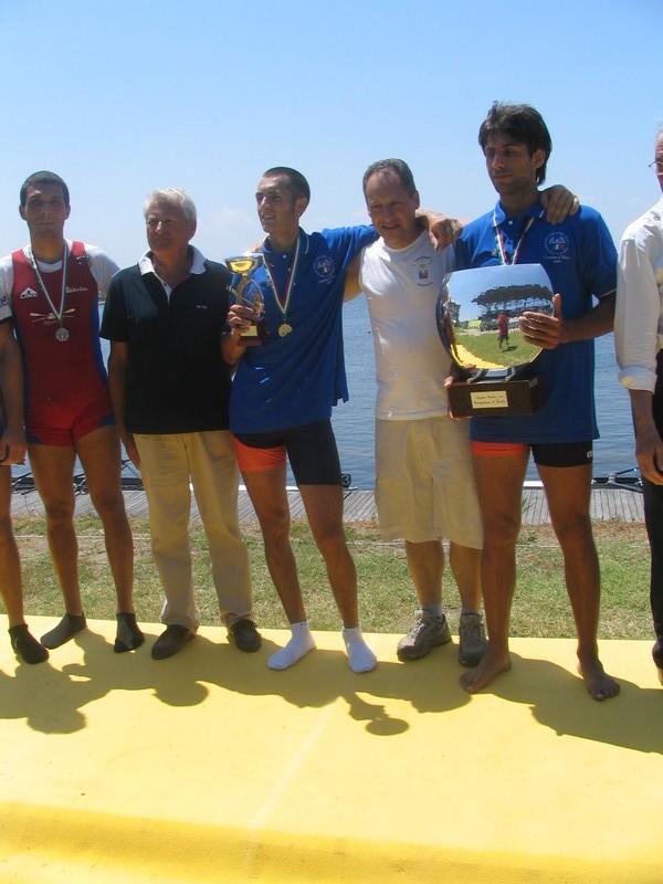 Ravenna – Il primo titolo di CAMPIONI ITALIANI Ruta-Bonesi