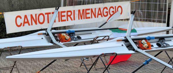Dedicate al Cav. Pierino e a Giorgio Tosi le due nuove barche